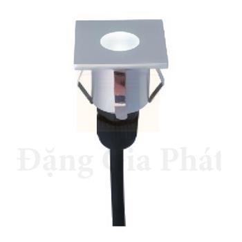 Đèn led chiếu chân lắp nổi 1W, H40 mm NSL2102