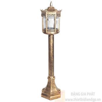 Đèn trụ sân vườn vuông Ø180*H780, E27*1 Lamp NVT 334C