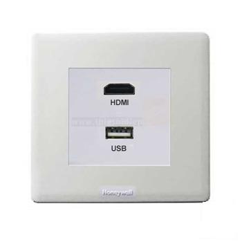 Ổ cắm HDMI + USB P63570SLT