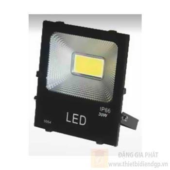 Đèn pha led COB Sano 30W, IP65, L200*W175*H60 P 7331A