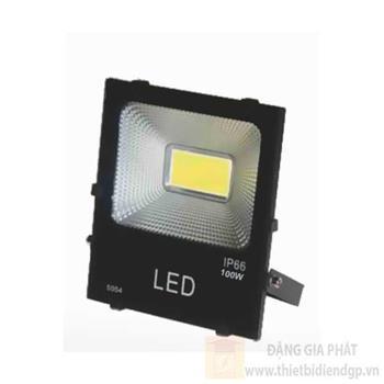 Đèn pha led COB Sano 100W, IP65, L280*W250*H75 P 7331C
