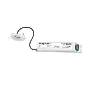Đèn sạc khẩn cấp lắp âm trần LED 3W PEMF3RC-G2