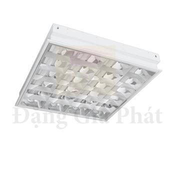 Máng đèn tán quang âm trần 4 bóng 0.6m PRFB418L40