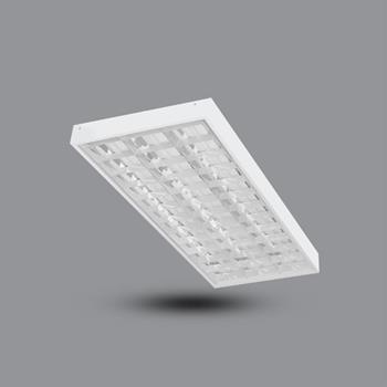 Máng đèn tán quang gắn nổi Paragon 60W PSFB336L54 PSFB336L54