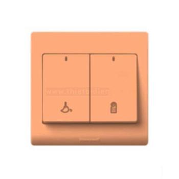 Nút dọn phòng và đừng làm phiền đặt trong phòng R4327CGL