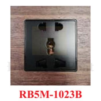 Ổ cắm 2 chấu & đa năng RB5M-1023B
