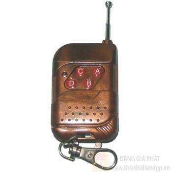 Remote điều khiển từ xa 4 nút, ABCD Kawasan RM01