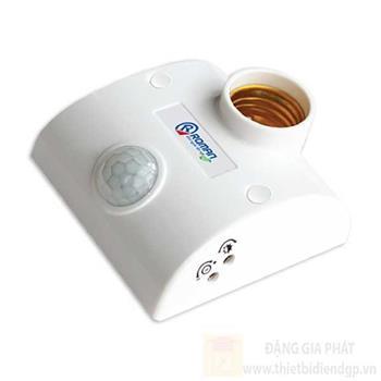 Đui nối cảm ứng bóng E27 Max 60W RS006