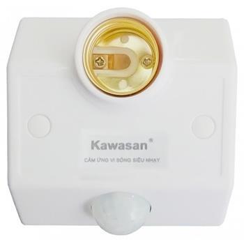 Đui đèn cảm ứng vi sóng Kawasan RS686A