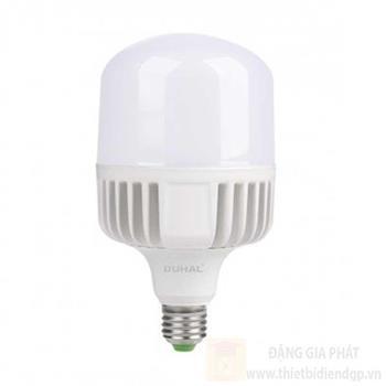 Bóng led bulb trụ Duhal công suất cao 10W KBNL810