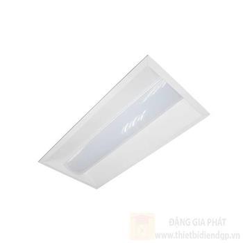 Đèn máng LED âm trần 18W chữ nhật 30x60 SDLA0181