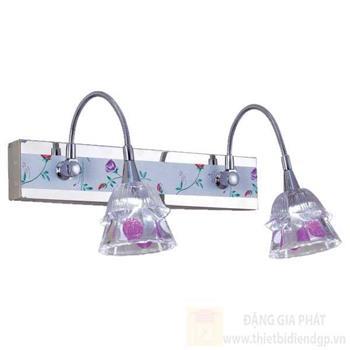 Đèn soi gương Hufa L300*W60*H180, 7W*2, 3 chế độ ánh sáng SG 2228/2