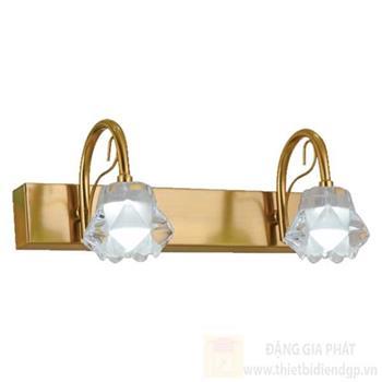 Đèn soi gương Hufa L300*W60*H200, 7W*2, 3 chế độ ánh sáng SG 9525/2