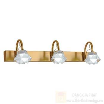 Đèn soi gương Hufa L450*W60*H200, 7W*3, 3 chế độ ánh sáng SG 9525/3