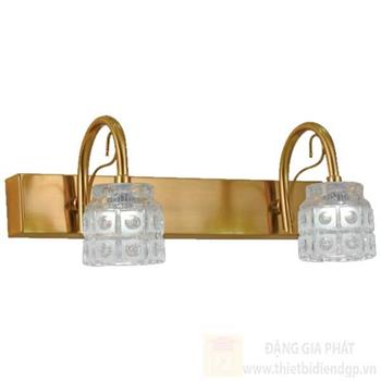 Đèn soi gương Hufa L300*W60*H200, 7W*2, 3 chế độ ánh sáng SG 9526/2