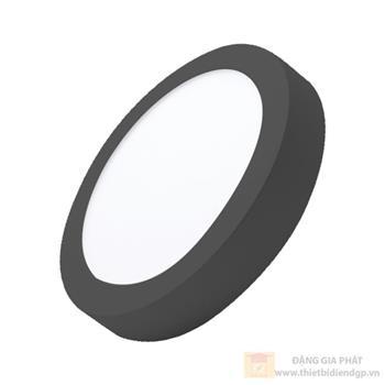 Đèn Led ốp trần tròn 24W viền đen SRPLB-24T