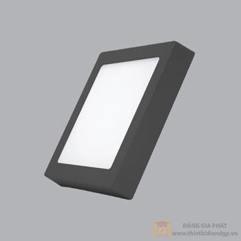 Đèn Led ốp trần vuông 18W viền đen SSPLB-18T