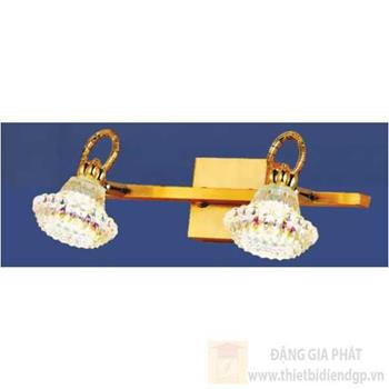 Đèn gương Led Sano 5W*2, L320*H160, ánh sáng vàng ST 1252/2
