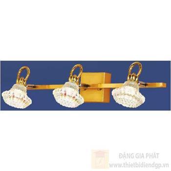 Đèn gương Led Sano 5W*3, H160, ánh sáng vàng ST 1253/3