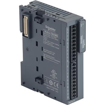 Bộ lập trình điều khiển Schneider - I/O Analog Module 24Vdc Modicon TM3