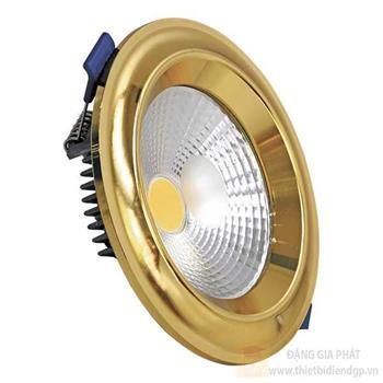Đèn led âm trần nano COB Gold 7W TLC-NCO-VV-7W