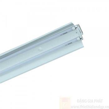Đèn công nghiệp T5 chóa sơn tĩnh điện TTH218