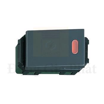 Công tắc đơn có đèn báo khi OFF 250VAC-16A WEG5151-51KH / WEG51517H