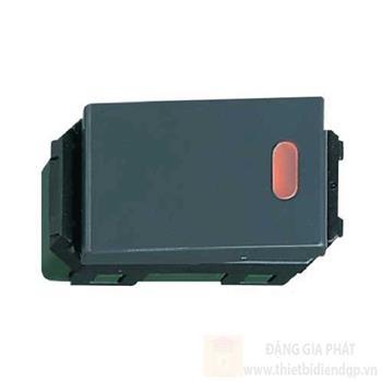 Công tắc D, có đèn báo, 2 tiếp điểm, 250VAC-16A WEV5033-7H WEV5033-7H
