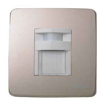 Đèn gắn tường soi lối đi có cảm biến hồng ngoại và ánh sáng màu vàng ánh kim WMT707MYZ-VN