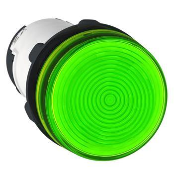 Đèn báo pha 6 hoặc 24 ADC, hoặc130 V AC, Ø22 (Incandescent bulb) XB7EV63P