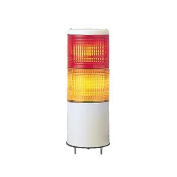 XVC●B2K: Đèn hiệu cảnh báo 2 tầng IP45 XVC●B2K