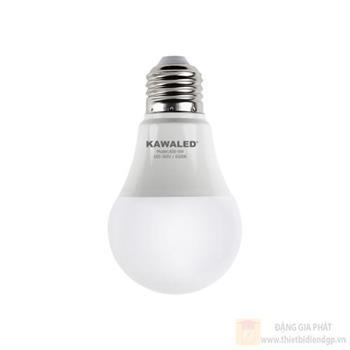 Bóng đèn led bulb tròn Kawasan 5W A50-5W