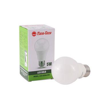 Bóng đèn led Bulb Rạng Đông 5W A55N4/5W.H
