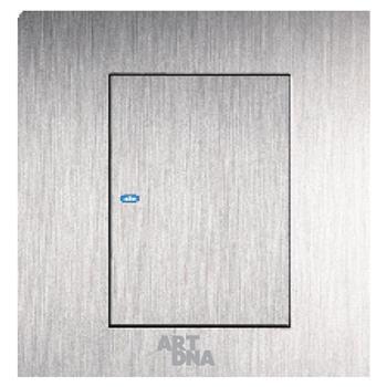 Công tắc led đơn, 1 chiều A69-BK1A