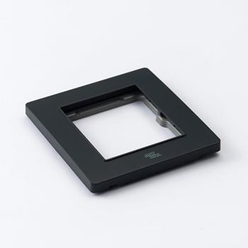 Mặt viền nhựa đen A77-P24D