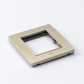 Mặt viền nhựa vàng A77-P24D