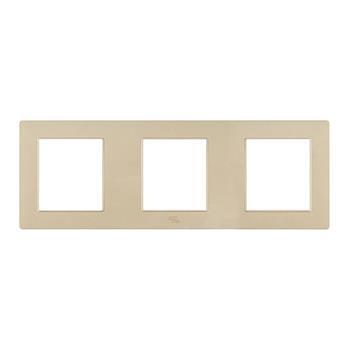 Mặt viền ba kính vàng A78-P20D