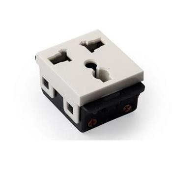 Hạt ổ cắm đơn 3 chấu size M và Size 2/3 A83-MC03