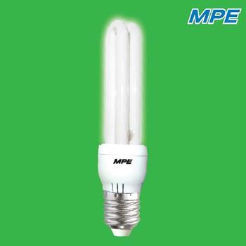 Bóng đèn tiết kiệm 2U ánh sáng vàng 5W M2U5V