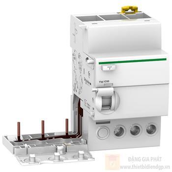 Chống rò Vigi module for MCB 3P IC60 A9V41325