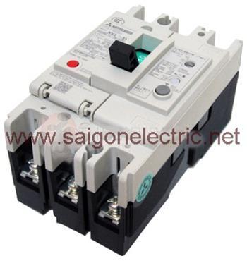 Thiết bị đóng cắt chống rò điện ELCB 3P chỉnh dòng 63-125A 36kA 30/100/200/500mA NV125-SEV 3P 63-125A 36kA 30/100/200/500mA CE