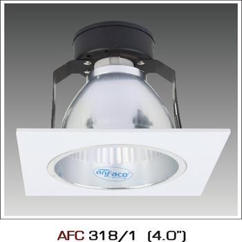 Đèn lon âm trần AFC 318/1 4.0 AFC 318/1 4.0
