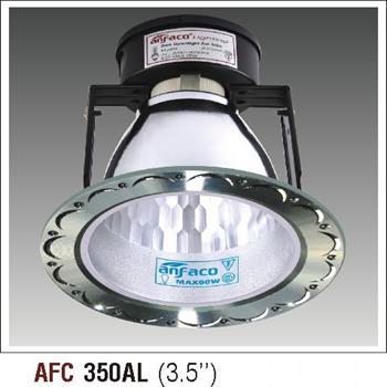 Đèn lon âm trần AFC 350AL 3.5 AFC 350AL 3.5