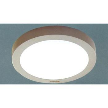 Đèn ốp trần cao cấp Anfaco 18W tròn, vỏ trắng, 3 chế độ ánh sáng AFC 555 LED 18W