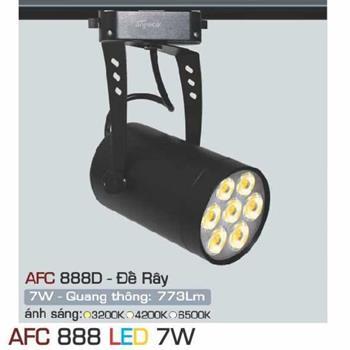 Đèn chiếu điểm AFC 888RD 7W AFC 888RD 7W
