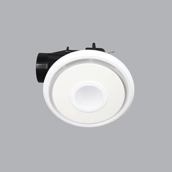 Quạt hút tròn loại ốp trần Ceiling có đèn AFCL-130R