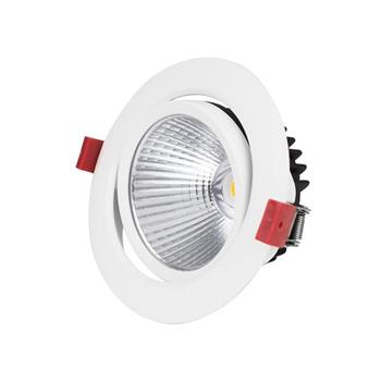 Đèn Led âm trần chiếu rọi Opal Kingled 10W DLR-10SS-T110-V/TT/T