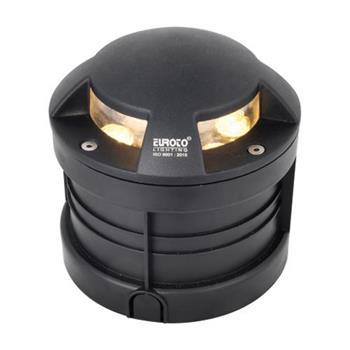 Đèn âm sàn chiếu sáng 4 Mặt 9W Ø150*H140, AC:85->265V AS-17