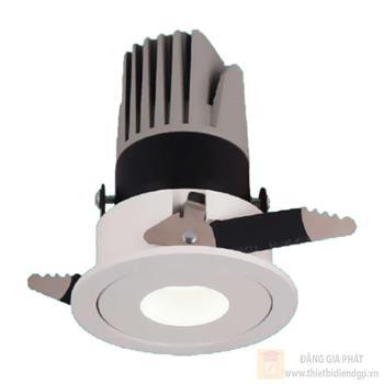 Đèn led downlight hợp kim nhôm cao cấp, Ánh sáng vàng 4200K AT-xx LED