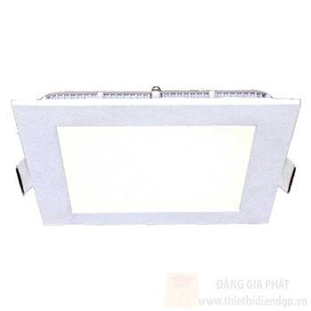 Đèn âm trần siêu mỏng, hợp kim nhôm cao cấp vuông AT-xx LED
